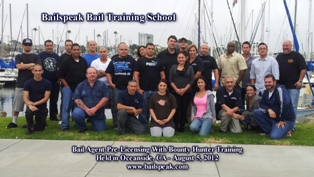 San Diego Fugitive Recovery School