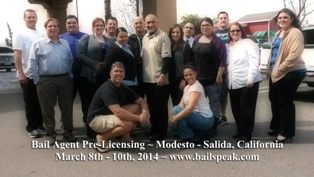 Bail Education Association of Bail Prelicensing Alumni