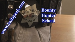 Fugitive Recovery Agent Badges San Diego