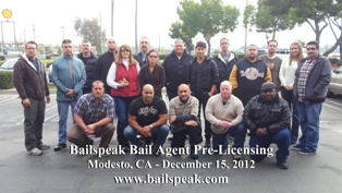 Fugitive Recovery Agent Training Modesto